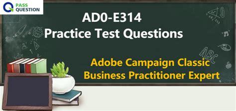 New AD0-E314 Exam Prep