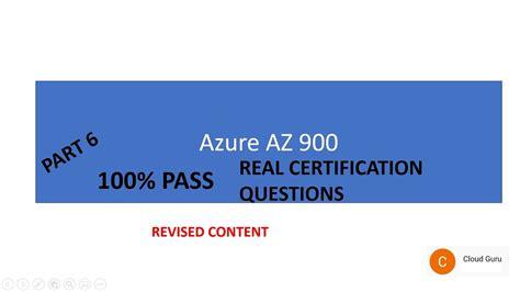 New AZ-900 Real Test