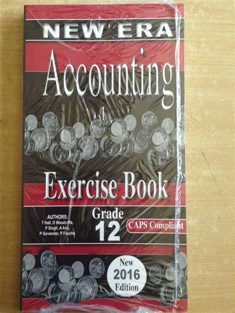 New Era Gr 12 Accounting Teachers Guide