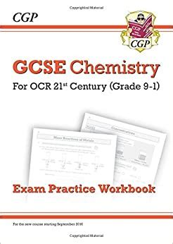 New GCSE Chemistry: OCR 21st Century Answers (for Exam Practice Workbook) (CGP GCSE Chemistry 9-1 Revision)