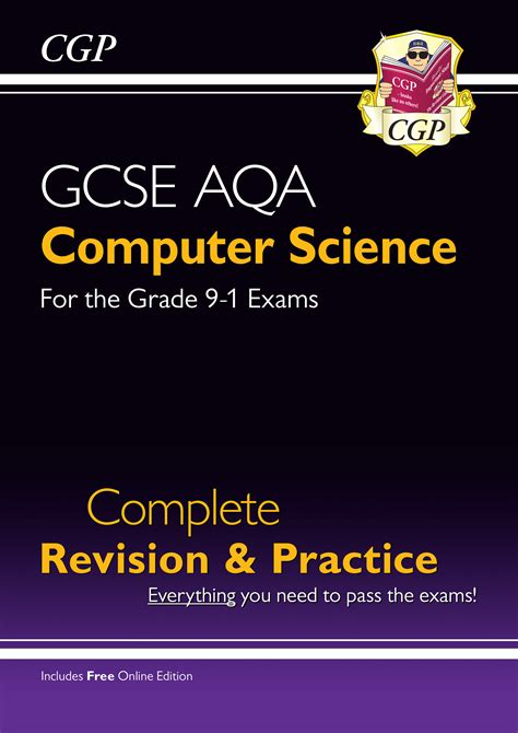 New Grade 9-1 GCSE Chemistry Complete Revision & Practice with Online Edition (CGP GCSE Chemistry 9-1 Revision)