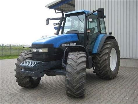 New Holland Ford Tm165 Factory Service Workshop Manual