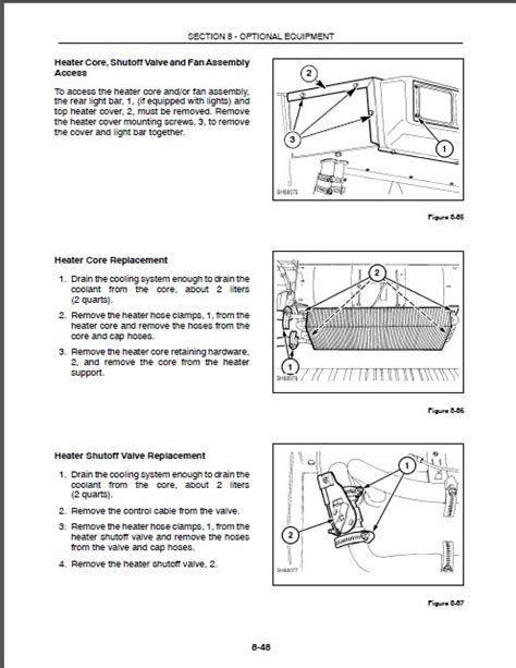 New Holland Lx665 Repair Manual