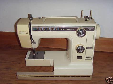 New Home Sewing Machine 360 Manual