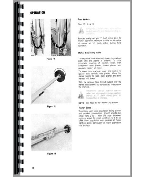 New Idea 9200 Planter Manual