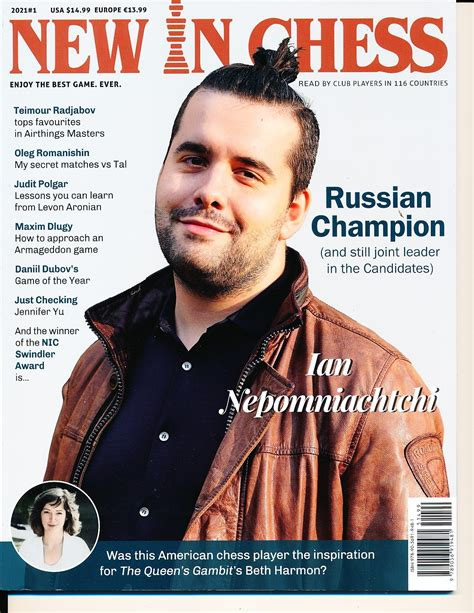 New In Chess Magazine 2012 1 New In Chess Issue 1