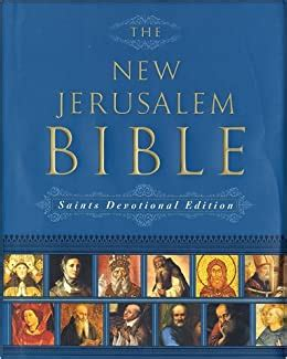 New Jerusalem Bible-NJB-Saints Devotional