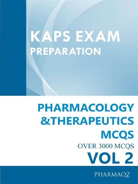 New KAPS-1-and-2 Mock Exam