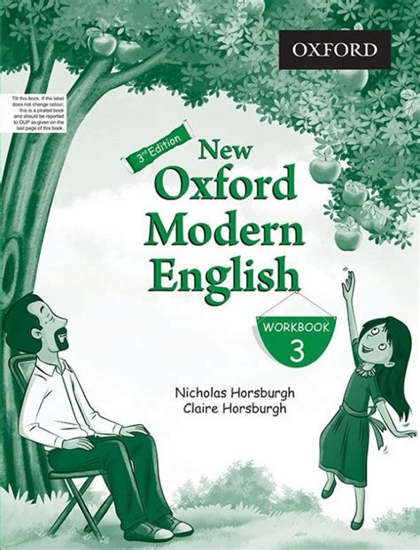 New Oxford Modern English Class One Guide