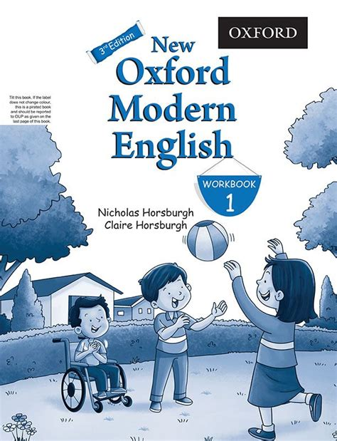 New Oxford Modern English For Teaching Guide