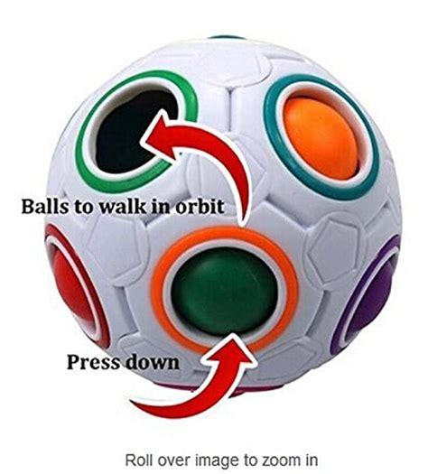 Newin Star 2017 Pop Rainbow Magic Ball Torcedura Del Cubo De Plastico Para Juguetes Educativos Para Adultos Adolescentes Relevista Estres Infantil Malloom