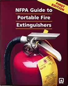 Nfpa Guide For Portable Fire Extinguishers