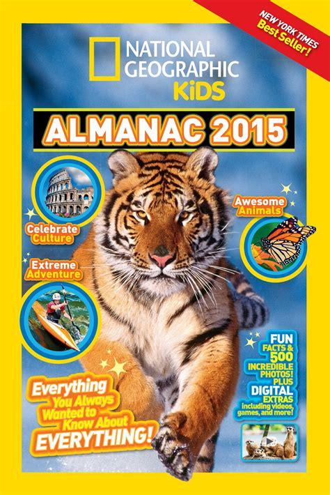 Ngk Almanac 2015 National Geographic Kids Almanac
