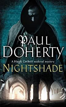 Nightshade Hugh Corbett Mysteries Book 16 A Thrilling Medieval Mystery Of Murder And Stolen Treasure English Edition