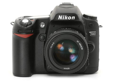 Nikon D80 Disassembly Manual