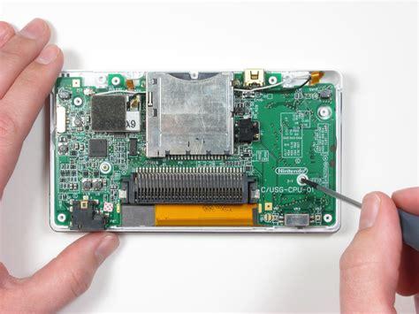Nintendo Ds Lite Repair Guide