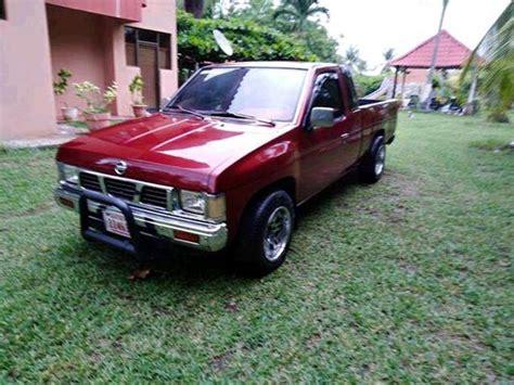 Nissan D21 Manual Diesel