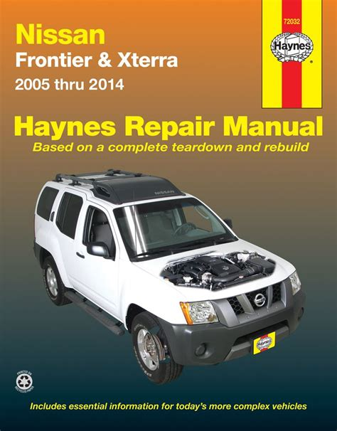 Nissan Frontier Owners Manual