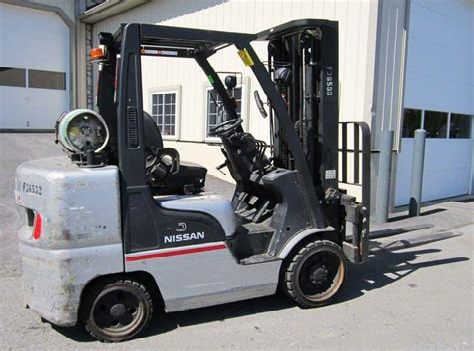 Nissan Pl02 Forklift Service Manual