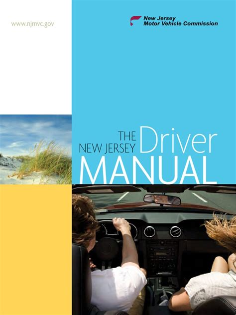 Nj Cdl Manual Audio Out