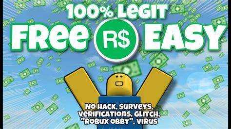 4 Tips No Verification Robux Free