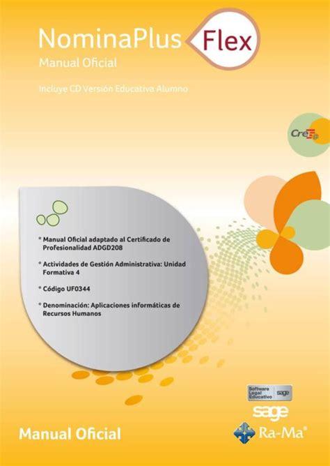 Nominaplus Flex Manual Oficial