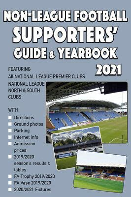 Non League Football Supporters Guide And Yearbook 2013