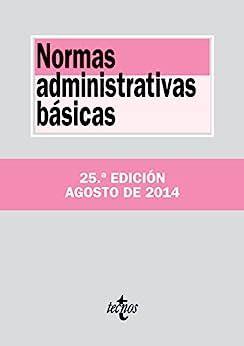 Normas Administrativas Basicas (Derecho)