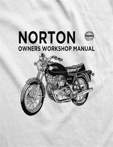 Norton Comando Top Service Manual