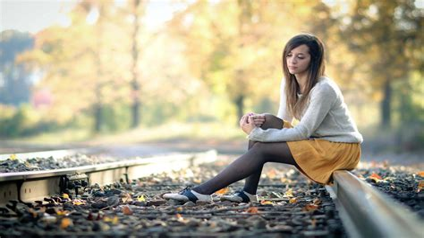 Notebook Women Girl Heart Female Love Lonely Loneliness