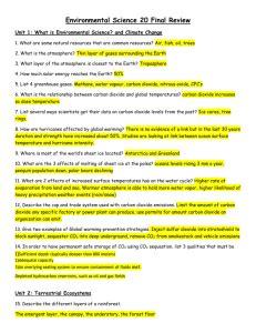 Novanet Answer Key Environmental Science