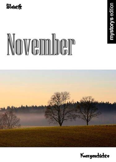 November In Afrika Kurzgeschichte German Edition