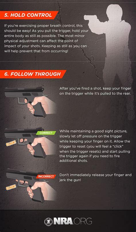 Nra Pistol Shooting Guide