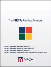 Nrca Tpo Specification Manual
