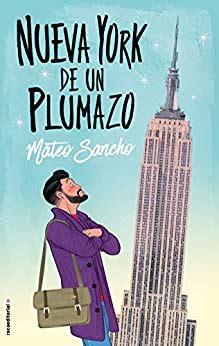 Nueva York De Un Plumazo Novela