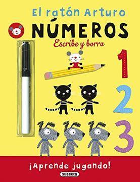 Numeros Escribe Y Borra El Raton Arturo