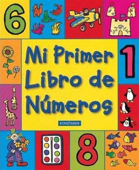 Numeros Mi Primer Libro De