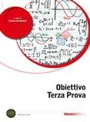 Nuovo Matematica Con Applicazioni Informatiche Obiettivo Terza Prova Per Le Scuole Superiori Con Espansione Online