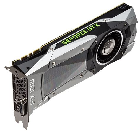 Nvidia GeForce GTX 1080 Giveaway