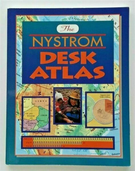 Nystrom Desk Atlas Study Guide Answers