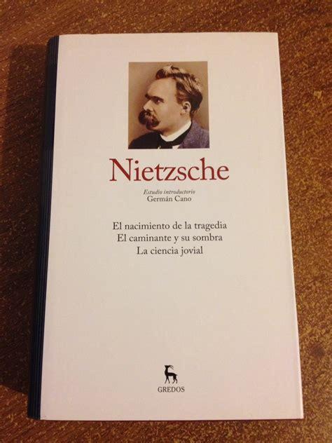 Obras Nietzsche I 002 Grandes Pensadores