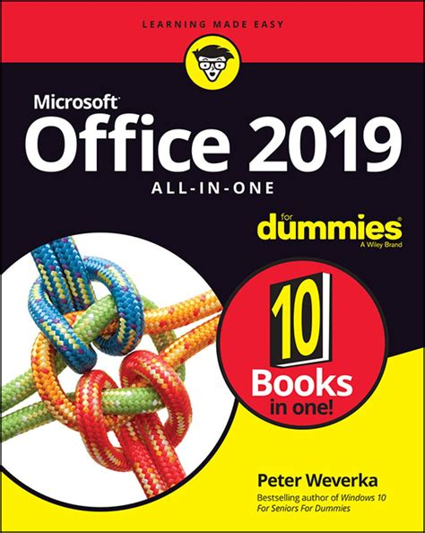 Office 2019 All In One For Dummies Office All In One For Dummies English Edition