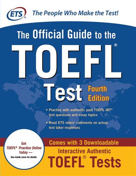 Official Guide Toefl Test Torrent 2012