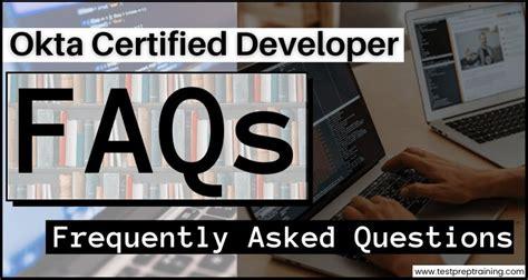 Okta-Certified-Developer Fragenkatalog