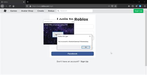 The 3 Tips About Old Account Generator Roblox