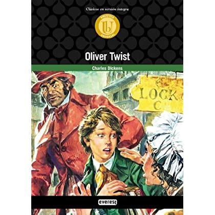 Oliver Twist Biblioteca Universal Clasicos En Version Integra