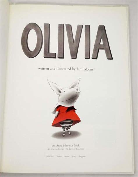 Olivia by Ian Falconer (2000-10-02)