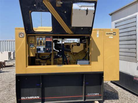 Olympian Generator Manual D100p1 Diesel Fuel Tank
