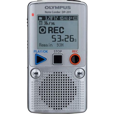 Olympus Dp 201 Digital Voice Recorder Manual