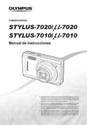 Olympus Stylus 7010 Manual Espanol